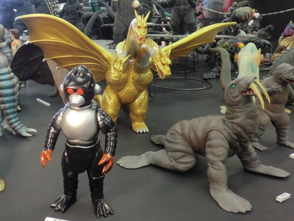 Crunchyroll Feature Nostalgic Hero Toy Exhibition Report 2