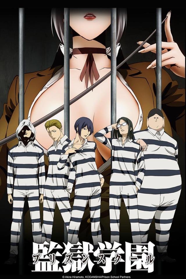 Výsledek obrázku pro prison school