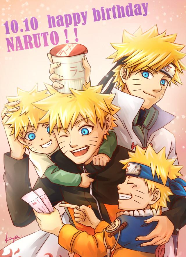 Crunchyroll Video Happy Birthday To Naruto Uzumaki An Interview
