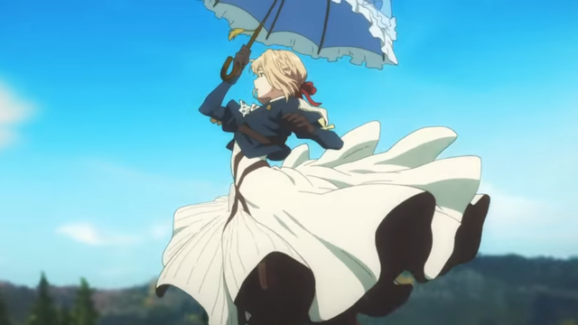 Crunchyroll violet evergarden crosses the world with the hype for violet evergarden is global and now so is its music shortly after releasing the fourth pv for the upcoming series kyoani released it four stopboris Image collections
