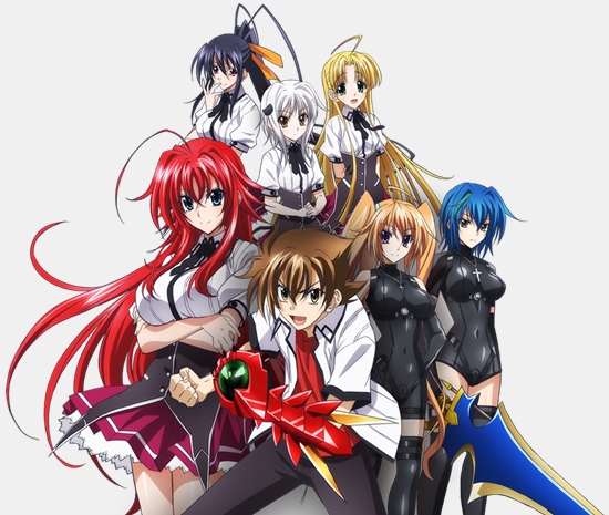 hing school dxd1_Crunchyroll - VIDEO: High School DxD New: Vampire of the Suspended Classroom OP Song PV