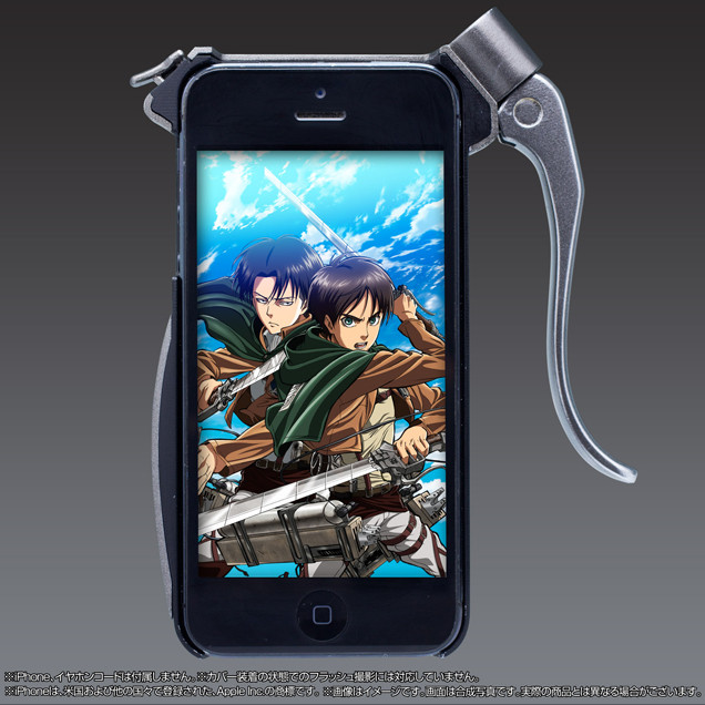 Attack on Titan iPhone Case Goes on Sale 6e41c40305dbf9412af2cb6690e662531399980430_full