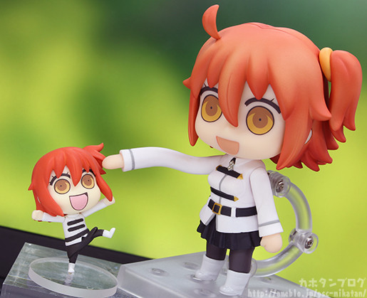 Fate Grand Order 2/'/' Ruler Jeanne d/'Arc Learning with Manga Trading Figure