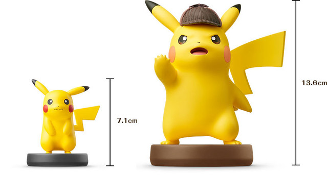 Detective Pikachu Releases On 3DS This March Alongside Giant Amiibo