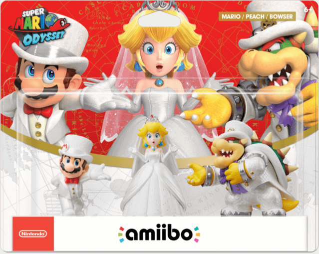 Super Mario Odyssey's Amiibo Unlockables Won't Require Amiibo Figures To Obtain