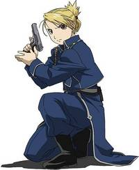 Riza Hawkeye