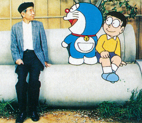 Doraemon creator