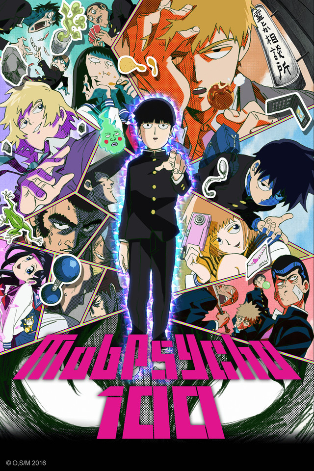 Image result for mob psycho 100 mob