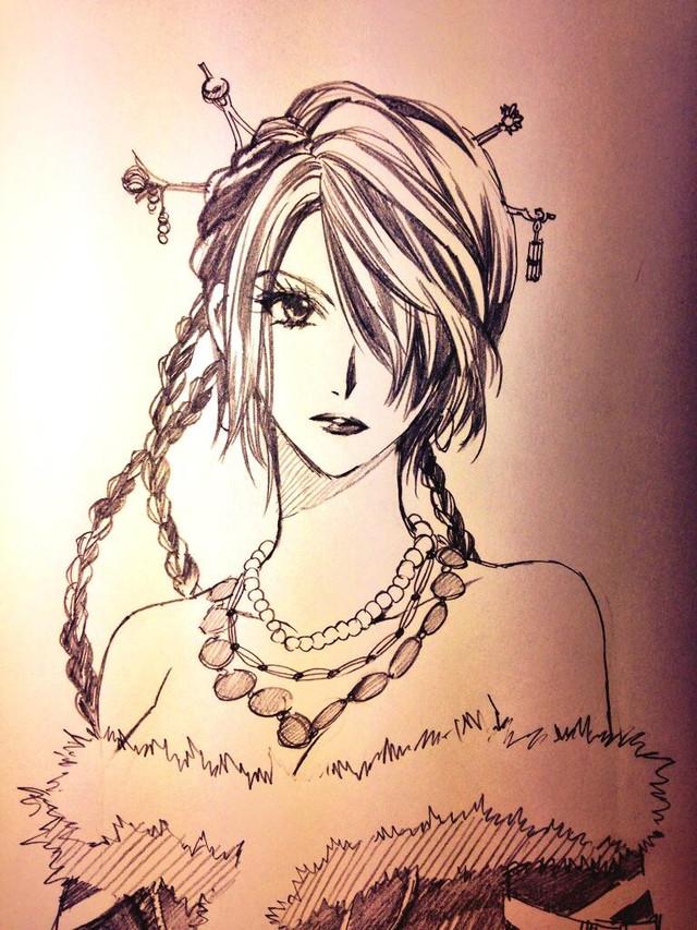 Crunchyroll Manga Artist Arina Tanemura Sketches Sailor Moon