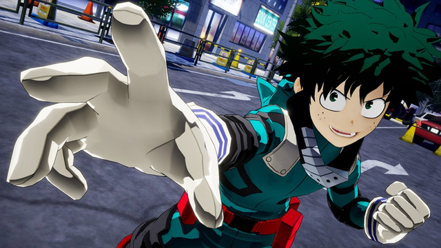 Plus Ultra! My Hero Academia Gameplay Screenshots Revealed