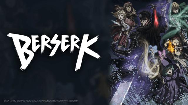 Crunchyroll Crunchyroll To Launch Berserk Season 2 On April 7