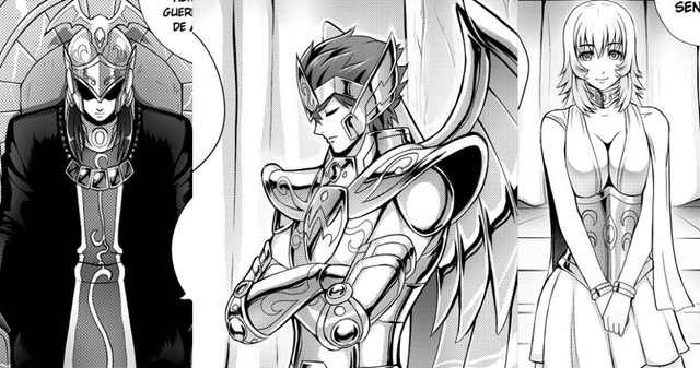 "Saint Seiya ""Gold Saint: Ares Chapter"" 8641149b7357403b66da8d289e3efe1c1422450750_full"
