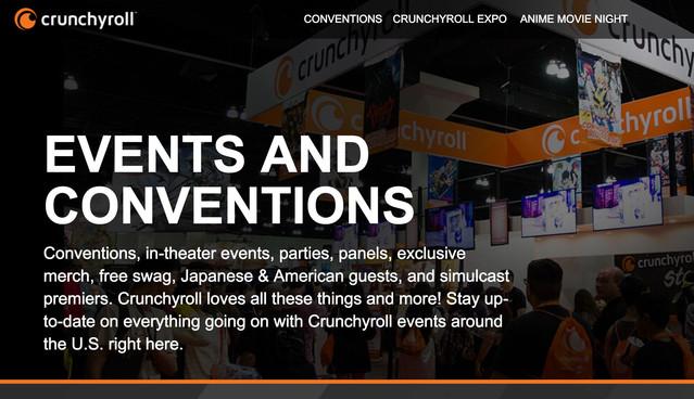 crunchyroll crunchyroll announces powered by crunchyroll program