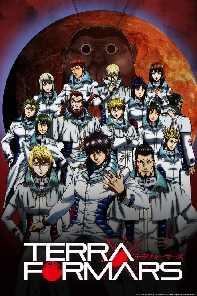 Terra Formars (Versione Senza Censure) (2014) 720p .mp4 Jap Sub-Ita