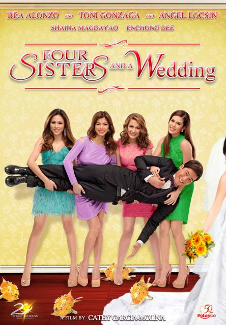 Four Sisters and a Wedding / 2013 / Filipinler