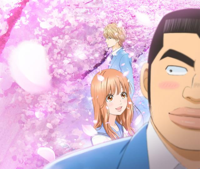 El Anime Ore Monogatari!! Se Estrenará El 9