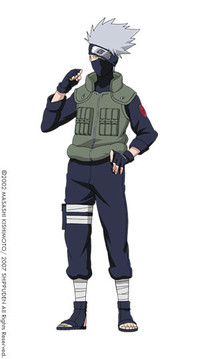 Hatake Kakashi