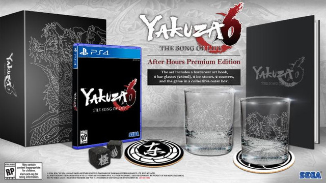 Yakuza 6 Grabs a Confirmed North America and Europe Release Date