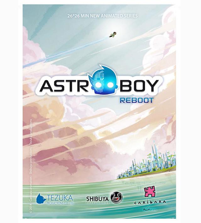 "VIDEO: ""Astro Boy Reboot"" Teaser Trailer"