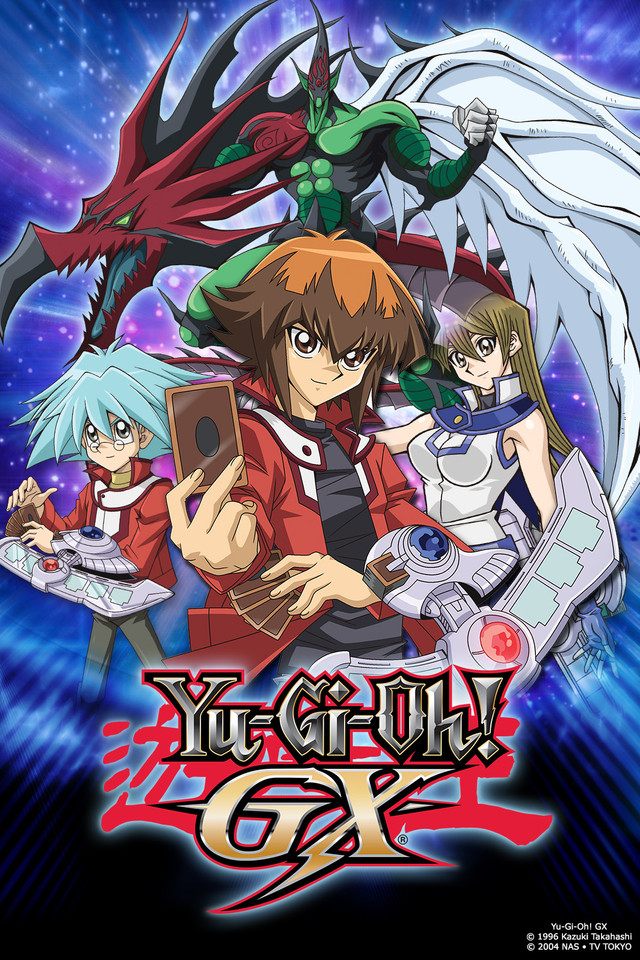 Yugioh Gx Burning Series