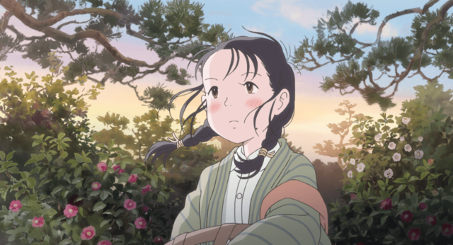 In This Corner of the world hero
