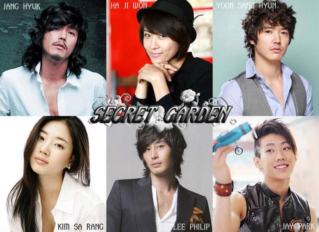 Crunchyroll forum k drama secret garden for Secret garden korean drama cast