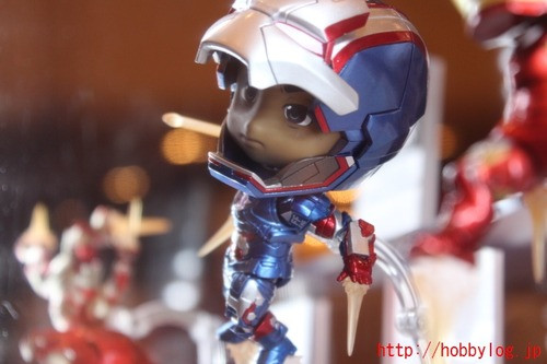 iron patriot nendoroid
