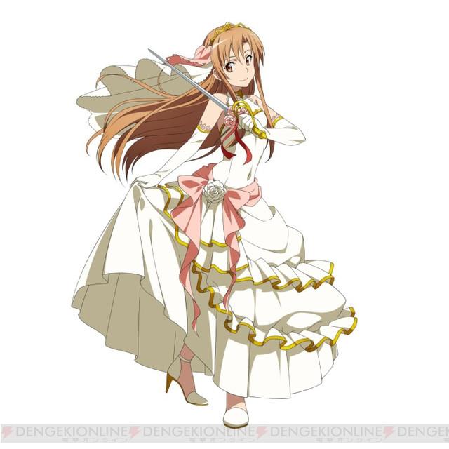 Crunchyroll Quot Sword Art Online Quot Smartphone Game Asuna And