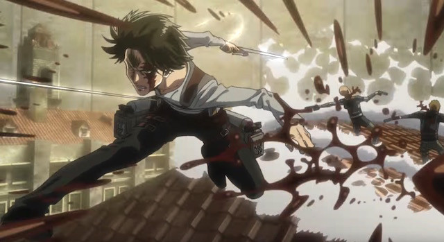 Season Three Trailer Arrives For Attack on Titan