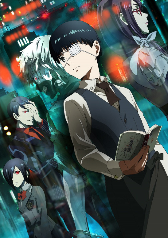 Crunchyroll Video Latest Tokyo Ghoul Anime Preview