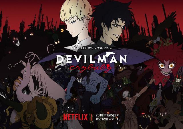 Devilman Crybaby new key