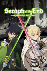Seraph Of The End Vampire Reign