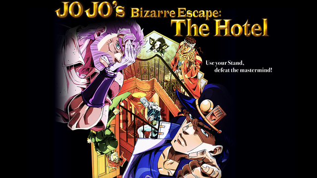 Stardust Crusaders Dio S Room