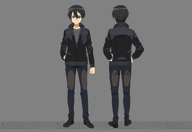 "Sao Ausuna Full Body: VIDEO: ""Sword Art Online II"" Character"