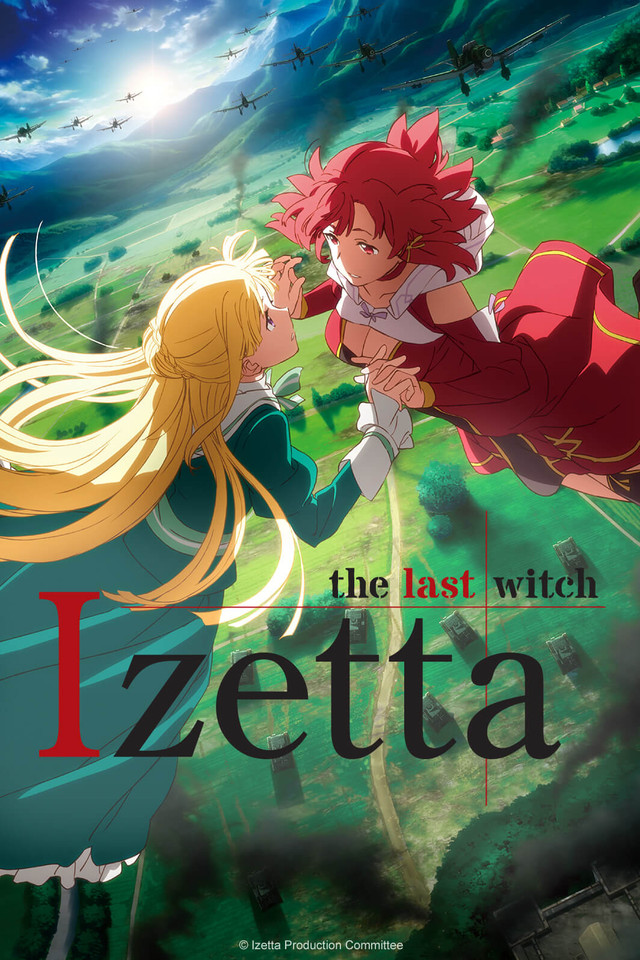 Shuumatsu no Izetta | Изетта: Последняя ведьма
