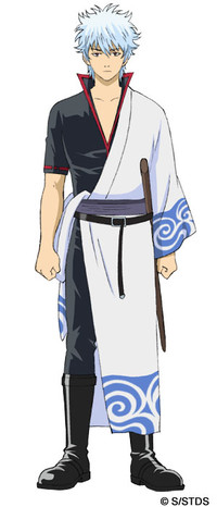 Gintoki Sakata