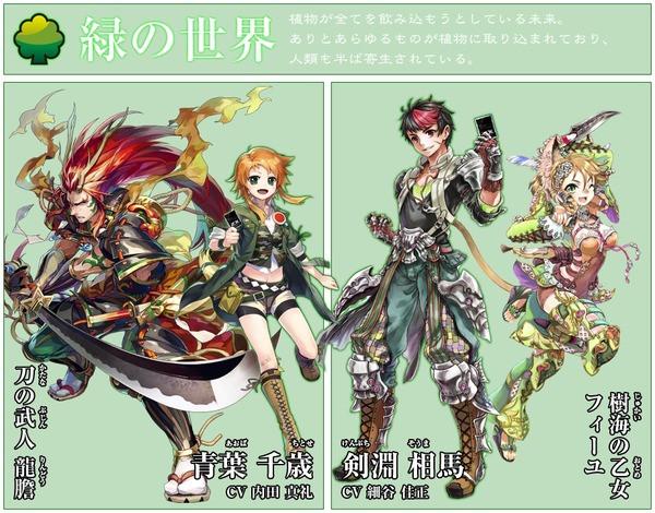 Будет аниме по карточной игре «Z/X Zillions of enemy X»
