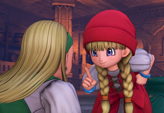 17 Minutes of English Gameplay — Dragon Quest XI