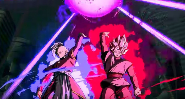 Dragon Ball FighterZ: Goku Black Gets Official Gameplay Trailer
