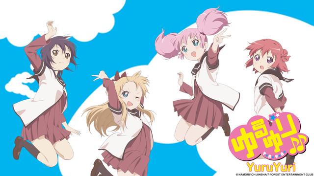 YuruYuri - Season 2