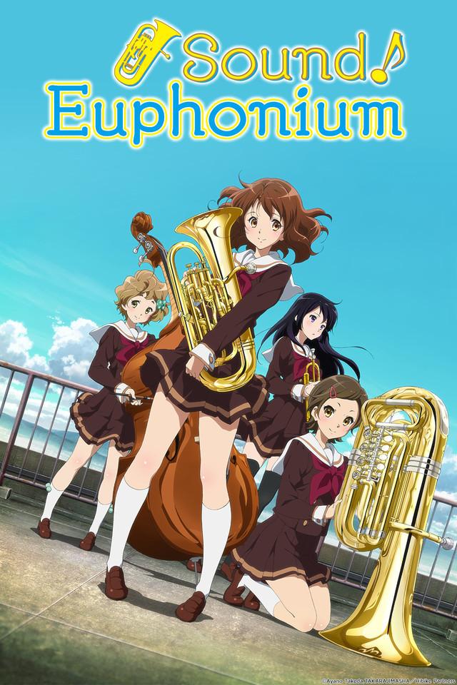Hibike! Euphonium (Season 1) |Клуб духовых инструментов (Сезон 1)