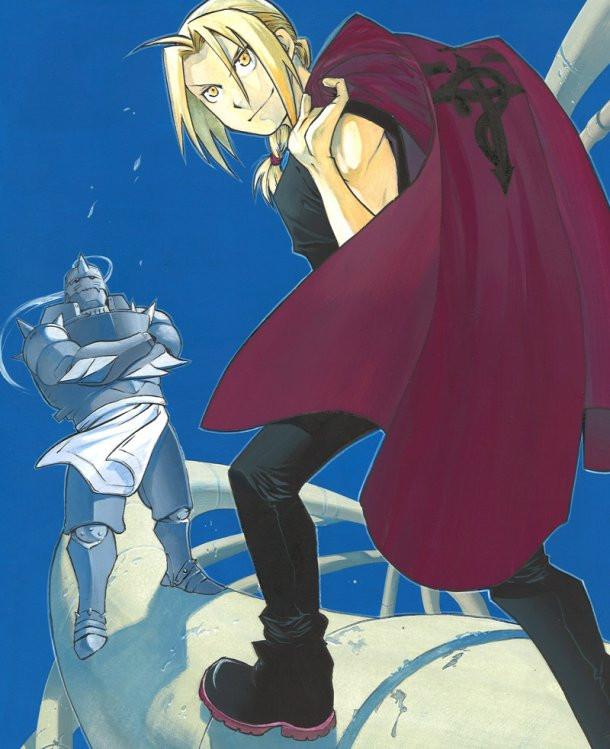 Crunchyroll Hiromu Arakawa S New Illustration For
