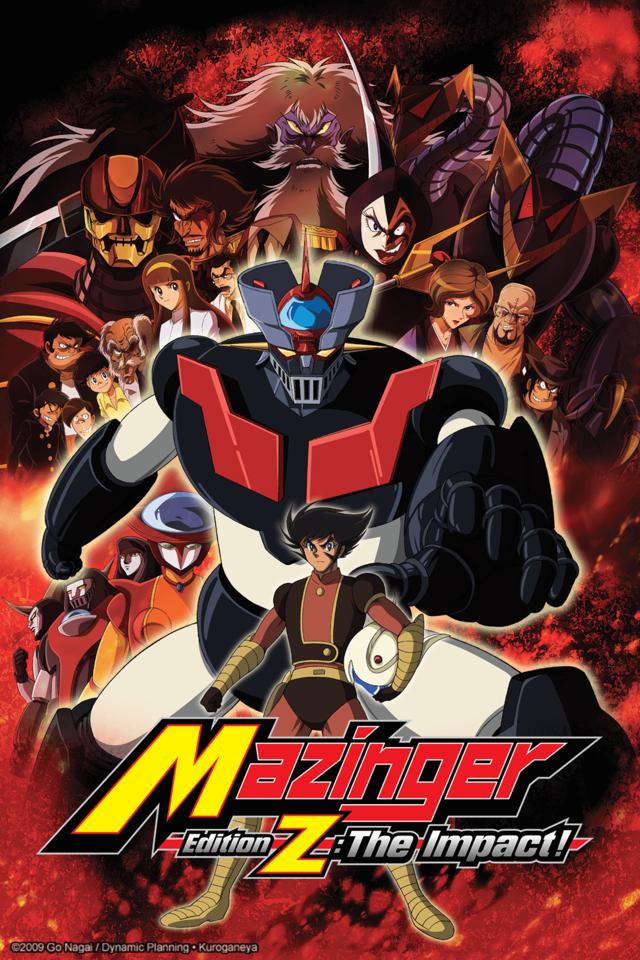 Mazinger Ediition Z key