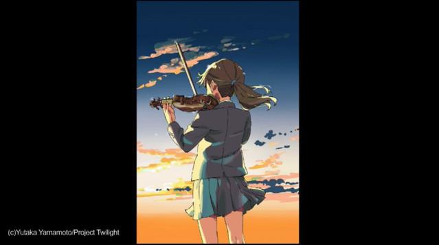 СЛУХИ: Ютака Ямамото работает над новым аниме?
