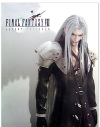 Final Fantasy VII Advent Children Movie