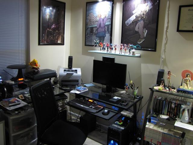 otaku rooms