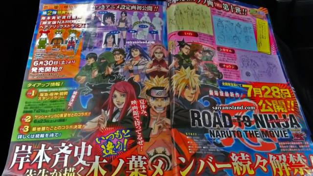 """Trailers de la sexta película de Naruto Shippuden (Naruto: Road to Ninja"""") C341c8e226459b40cc0ee1084ccaddc91339899555_full"""
