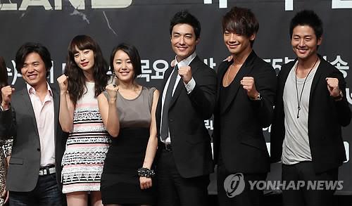 دانلود سریال کره ای نقشه فرار دوم