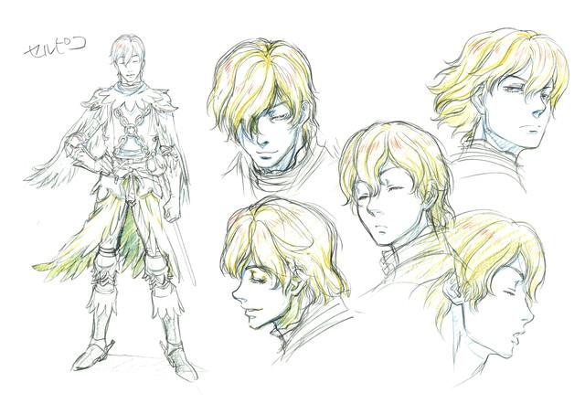 3d Character Design Course : Crunchyroll quot berserk anime s adaptation from d concept