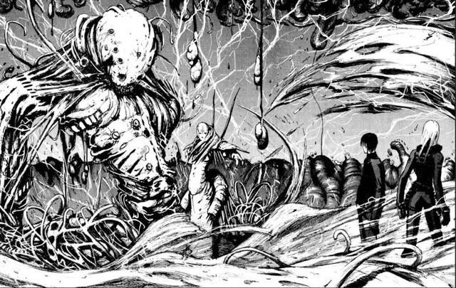 Your new favourite mangaka: Tsutomu Nihei